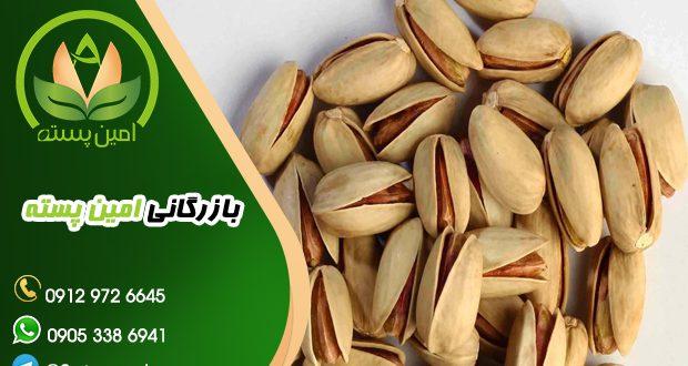 خرید پسته اکبری صادراتی